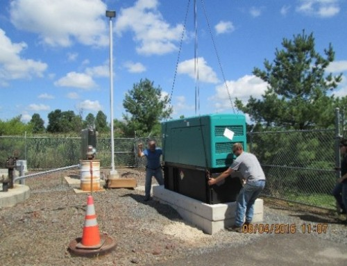 Buckingham Township Phase 1 Pump Station Upgrades